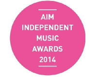 Laureaci AIM Independent Music Awards 2014